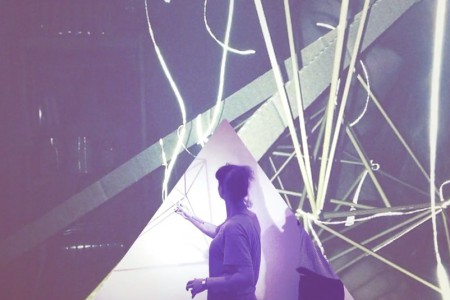 FILM : #SMP_Gather | Interactive Installation at LDF 2014