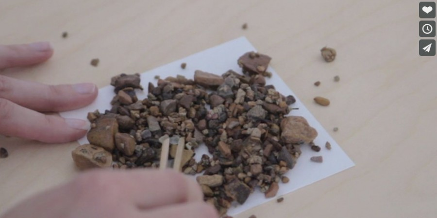FILM: Montana Sapphire Gravel Washing Kit with Rowena Murray