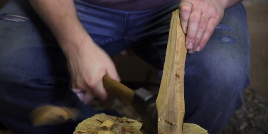 FILM: Barn the Spoon Spatula Carving Tutorial