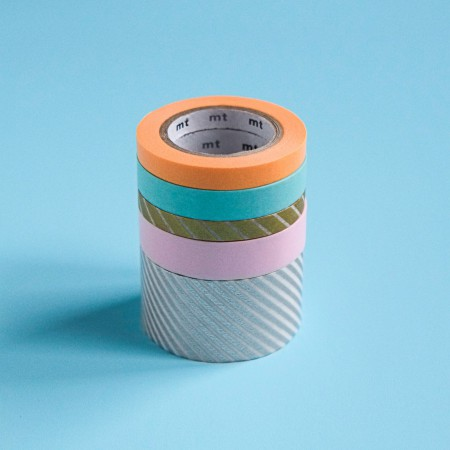 mt Washi Tape - Tape Suites - Suite O