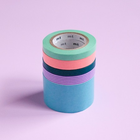 mt Washi Tape - Tape Suites - Suite Q