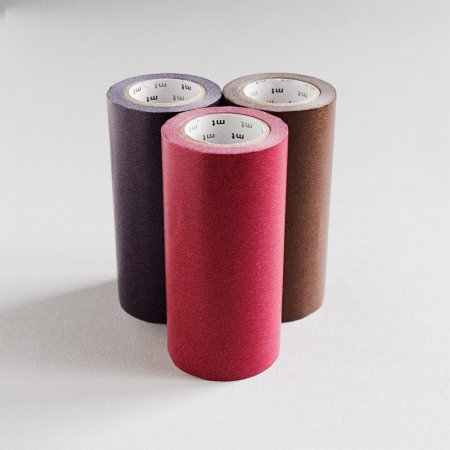 "mt Casa Washi Tape - 4"" Enji (Dark Red)"