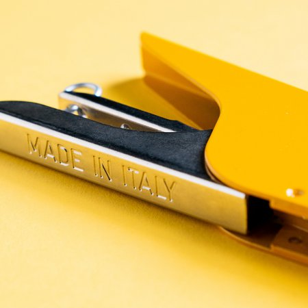 Ellepi Klizia 97 Stapler - Yellow