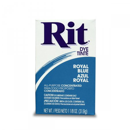 RIT Dye Powder - Royal Blue