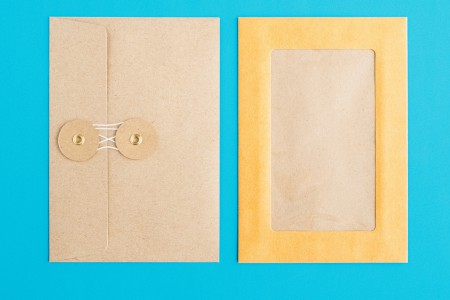 Midori Medium Kraft Paper Envelopes