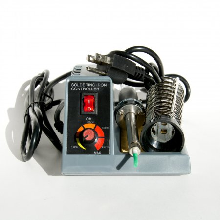 Variable Temperature Soldering Station