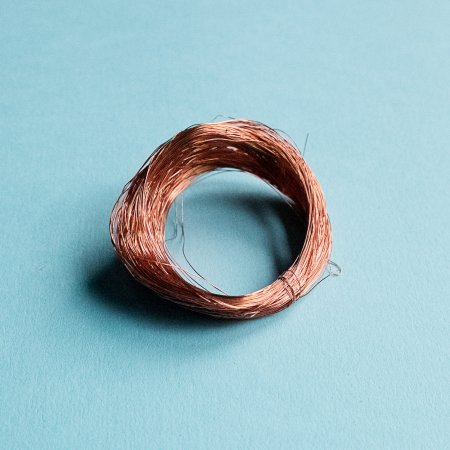 "Bare Copper Wire - .008"" / 32 Gauge"