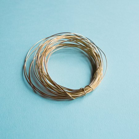 "Brass Wire - 0.32"" / 20 Gauge"