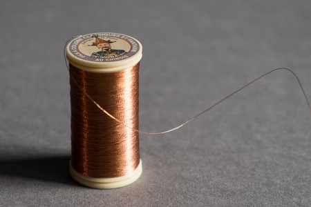 Fil au Chinois Metallic Thread