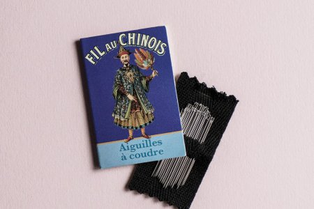 Fil Au Chinois Booklet of 20 Sewing Needles