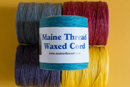 Maine Thread Waxed Cord - 0.40""