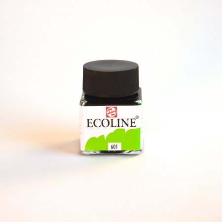 Ecoline Watercolor Ink - Light Green 601