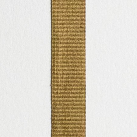 Cream City Ribbon - Nature Series - Gold Metallic on Kraft