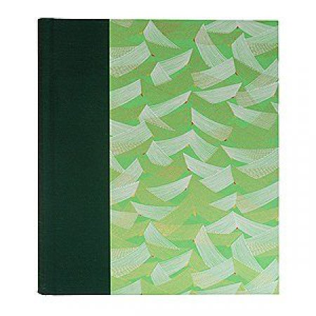 Shepherd Falkiner Book Binding Kit - Green