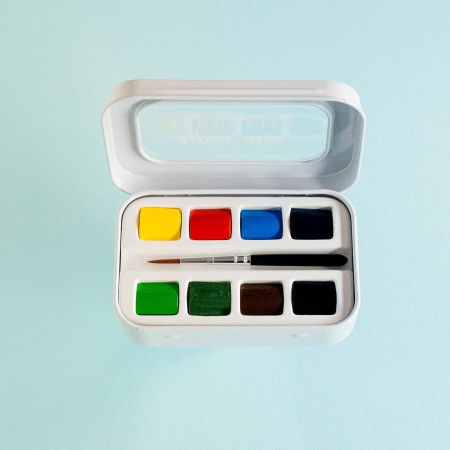Sennelier Aqua Mini - Watercolor Set