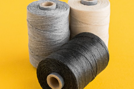 Irish Waxed Linen Thread - 2 ply