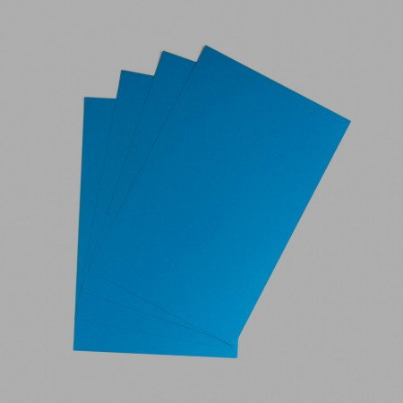 "BriteHue Card Stock - 11x17"" - Sea Blue - Pack of 5"