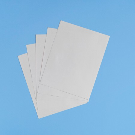 "environment 100% Recycled Card Stock - 12 x 18"" - Natural - Pack of 5"