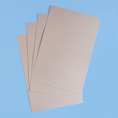 "environment 100% Recycled Card Stock - 12 x 18"" - Desert Storm - Pack of 5"