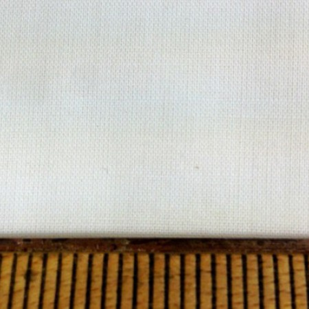 Organic Cambric Fabric in Natural - 1/2 Yard