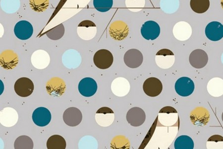 Charley Harper for Birch Organic Fabrics