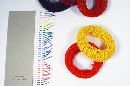 PaperPhine Paper Twine Bangle Kit