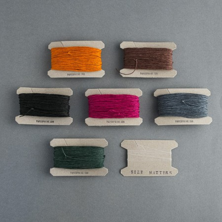 PaperPhine Paper Twine Bangle Kit Refill Pack - Sunset