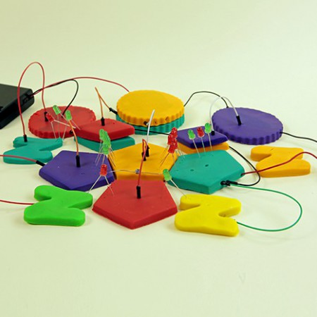 TWSU Electro Dough Kit