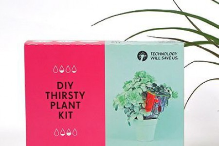 TWSU Thirsty Plant Kit
