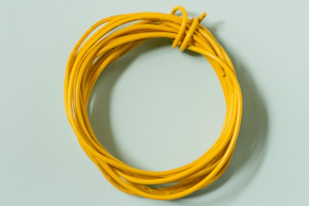 Solid Core 22 Gauge Electrical Wire
