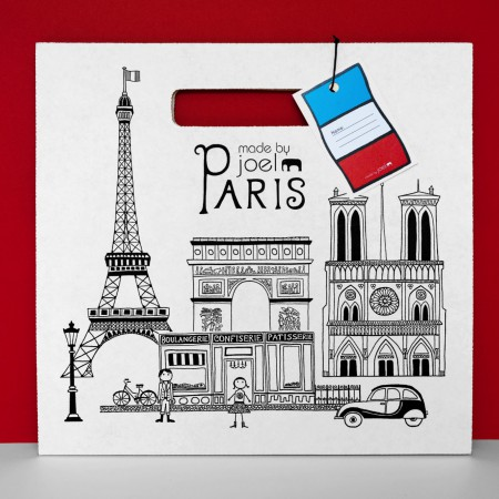 Paper City Paris by Made by Joel