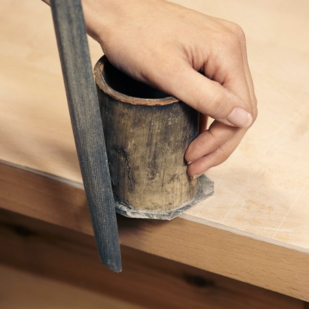 Make A Cattle Horn Cup with Abbeyhorn
