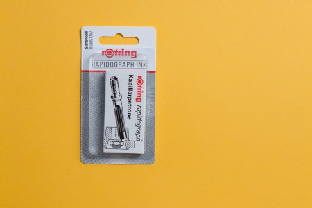 Rotring Ink Cartridges