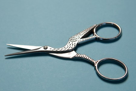 Ernest Wright & Son Stork Scissors