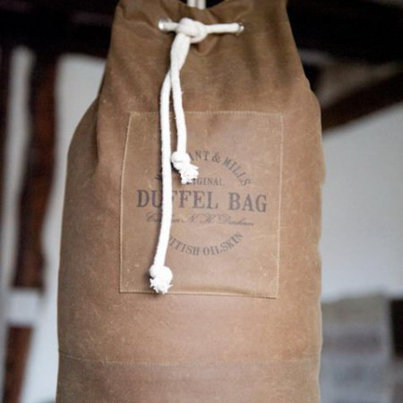 Merchant & Mills Oilskin Duffel Bag Kit