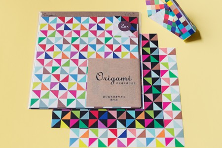 Midori Patterned Origami Paper