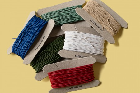 PaperPhine Strong Twine Small Card Bobbin - 10 yards