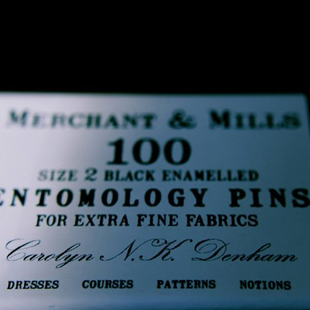 Merchant & Mills Entomology Pins
