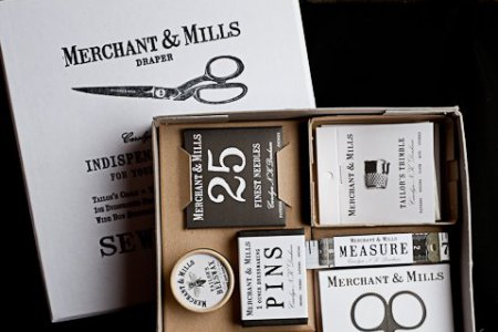 Merchant & Mills Selected Sewing Notions Box Set