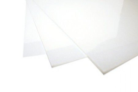 Sheet of Acetate (Transparent Plastic)