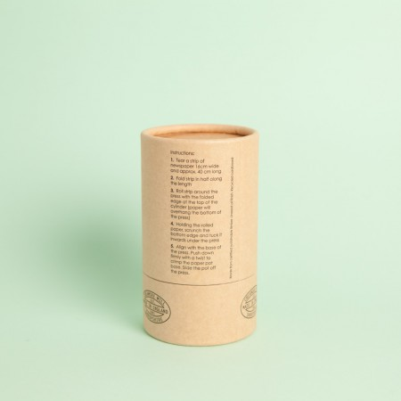 Paper Pot Press by Creamore Mill