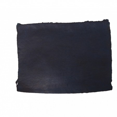 Khadi Papers Sun Hemp Papers - Catechu (Matte Black)