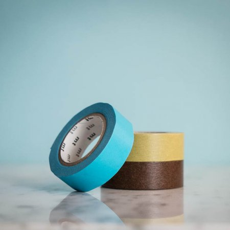 mt Washi Tape - Single Roll - Lapis